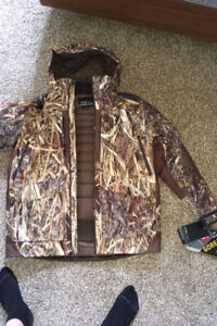 Winter hunting clothes bundle