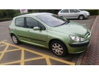 PEUGEOT 307 LX 1.4// FULL SERVICE HISTORY//TIMING BELT DONE//2 PREVIOUS KEEPER £750