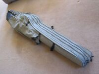 Korum Total Protection 3 Rod Holdall. Good condition, all zips in A1 condition.