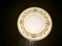 "Aynsley - Henley Design - 7 off x 10.5"" Dinner Plates"