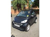 Smart Fortwo coupe CDI Pulse 2dr Softouch Auto 0.8