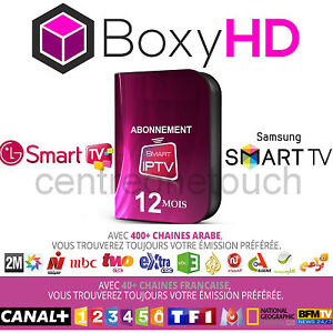IPTV BOXYHD TV :ROKU,MAG,CELLULAIRE,TABLETTE,SMART TV