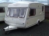 1989 castleton 2 berth vintage classic caravan
