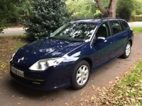 RENAULT LAGUNA 1.5 EXPRESSION DCI 5DR Manual (blue) 2008