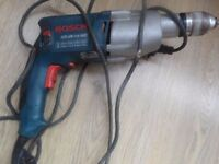 "BOSCH GSB20-2 RE PROFESSIONAL ANTI ROTATION 1/2"" HAMMER DRILL"