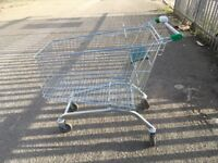 Supermarket Shopping Trolley Cart On Wheels, 212L Traditional. Cheapest Available on Gumtree.