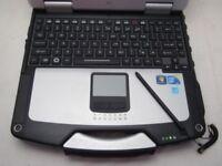 Panasonic Toughbook CF-31 Touch Screen i5 2.4Ghz 8GB 320GB Wi-Fi GOBI2000 GPS W7