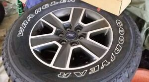 """f150 tires and rims 18"""""""