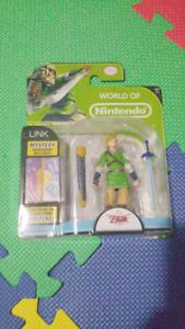 World of nintendo skyward sword  Link mib