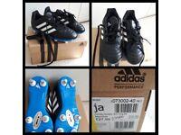 NEW Boys Size 13 Adidas Goletto football boots