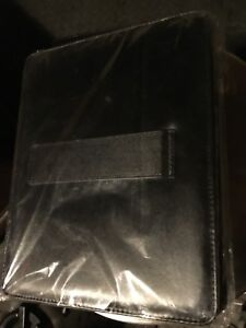 Brand new in plastic iPad 1st gen book-stand case.