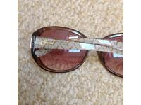 Guess and aviator sunglasses