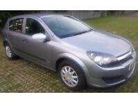 Automatic vauxhall/Opel Astra 1.8i 16v ( 140ps ) auto 2007MY Life low milage