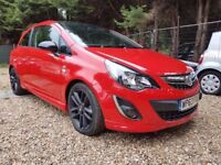 Vauxhall Corsa 1.2 i 16v Limited Edition 3dr (a/c) FREE 1 YEAR WARRANTY, NEW MOT, P/X WELCOME