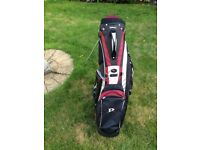 Wilson Golf Bag with By Pod stand