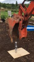 Excavating and property services