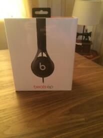 Beats ep headphones (still boxed)