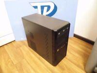 Gaming Computer PC (AMD Quad Core, 8GB RAM, 1TB HD, HD 7700 Graphics)