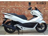 Honda PCX 125, Excellent Condition, One Owner, Only 7120 miles.