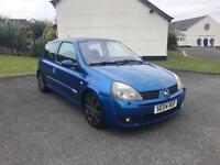 2004 Renault Clio Sport 182 - Mot May 2018 - 88k (Cup, 172, 197, Astra vxr, Corsa, A4, Golf, Leon)