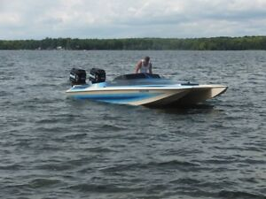 BEAUTIFUL ONE OF A KIND BOAT FOR SALE!!!!