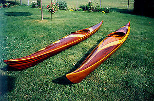 17' Cedar Strip Kayak Kits