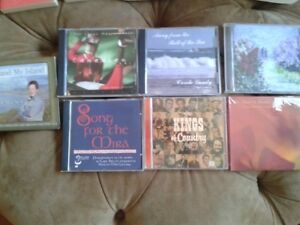 LOT- Music CD's - ONLY $2 each- Easy Listening