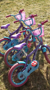 Children bicycles & miscellaneous toys