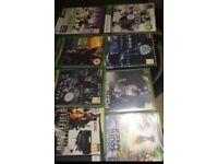 Xbox 360 8 games