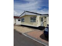 STATIC MOBILE HOME 2 BEDROOM