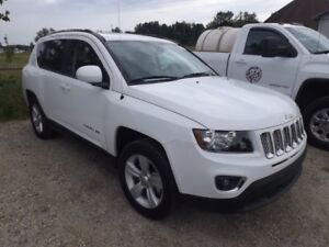2016 Jeep Compass High Alltitude LEATHER SUNROOF