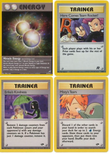 WANTED: Specific Full Art/Trainer/Old Pokemon Cards