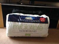 ** Brand New ** Dreamland Single Duvet 4.5 Tog
