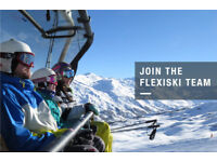 Ski Sales Executive - Flexiski, Surbiton