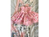 Girls party dresses/ occasion dresses 0-3