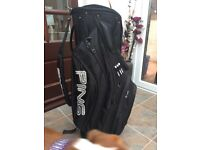 Ping pioneer trolley bag