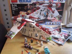 LEGO STAR WARS GUN SHIP