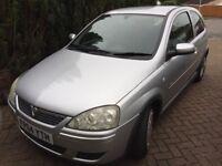04 Vauxhall corsa 1.2 long mot service history low insurance low tax