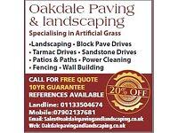 Oakdale paving & landscaping