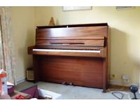 Welmar A2 upright piano.