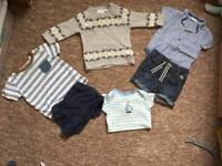 Boys 6-9 Months Bundle NEXT/ZARA