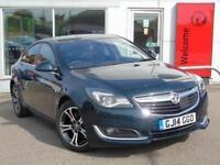 2014 Vauxhall Insignia 2.0 CDTi [163] Limited Edition 5 door Auto Diesel Hatchba