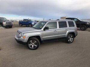 2016 Jeep Patriot High Altitude 4x4-Leather