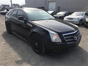 2010 Cadillac CTS 4 AWD V6, FINANCEMENT MAISON **LIQUIDATION**