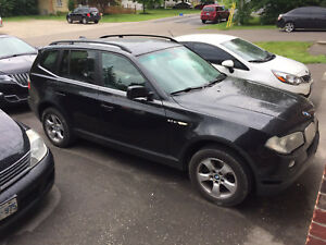 2007 BMW X3 *tow package*