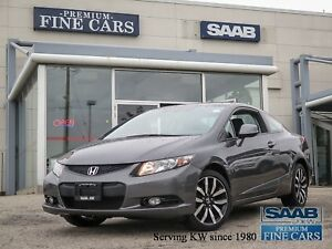 2013 Honda Civic EX-L  Navigation/Leather/Sunroof