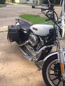 Harley Davidson SL Sportster