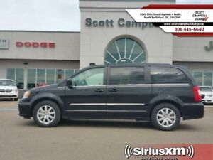 2014 Chrysler Town  Country TOURING  - one owner - local - trade