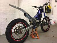 Scorpa 2010 sr280 trials bike