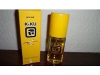 Vintage KiKU Spray Cologne 28 ml